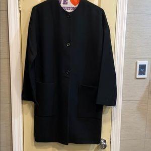 Baguta Women's Wool Blend Spring/Fall Coat